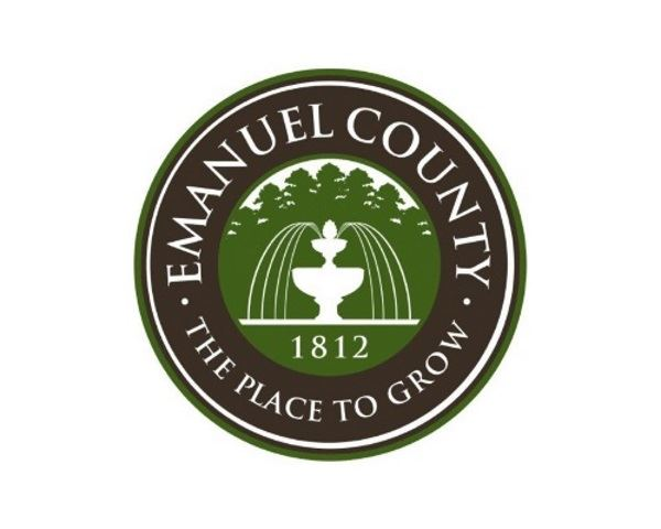 Emanuel County Circle Logo